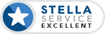 overstockArt.com awarded the STELLAService Elite Award for top rate Customer Service